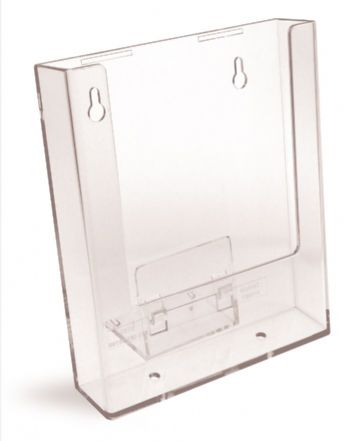 W160 | 1 Pocket A5 Portrait Leaflet Holder